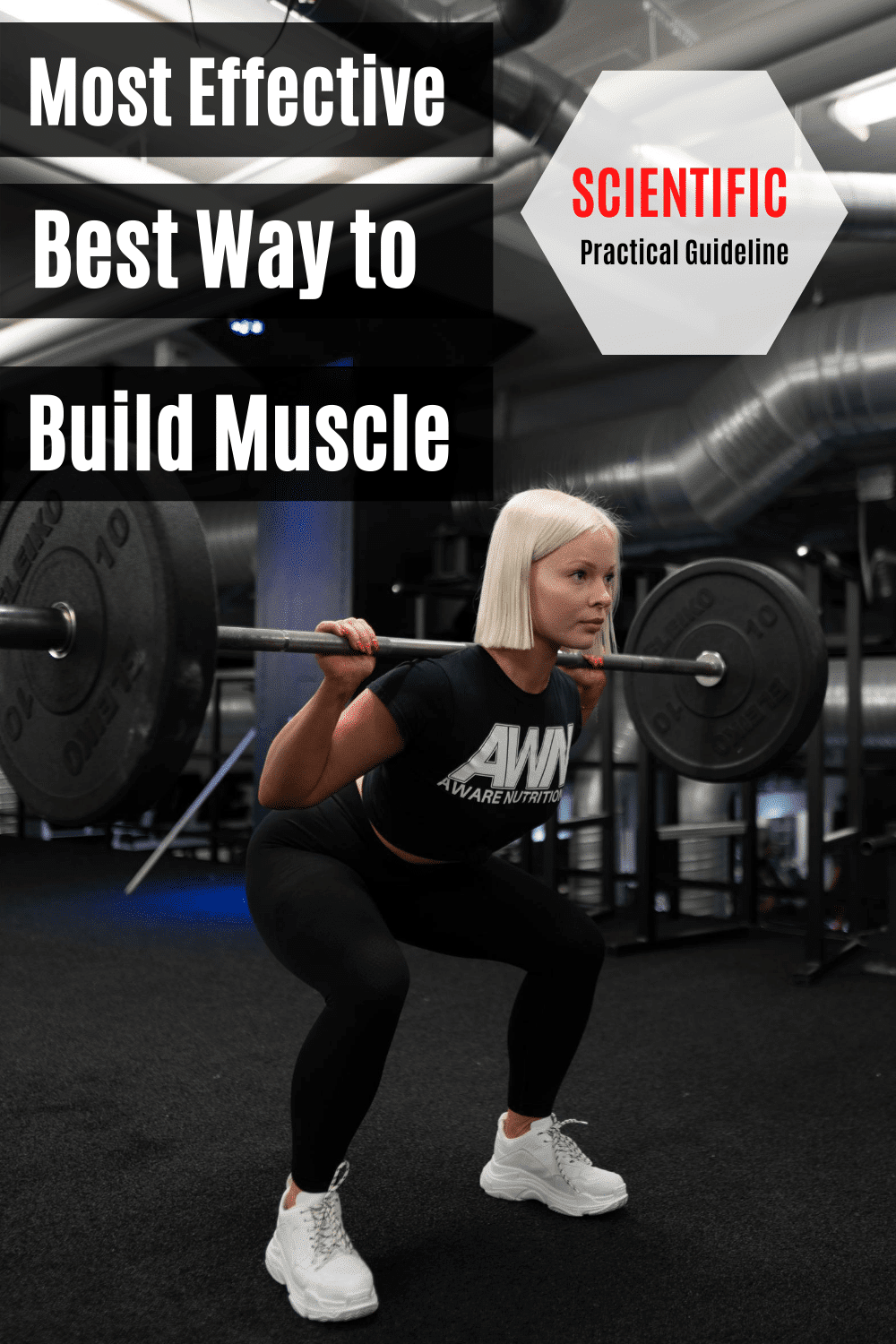 The Most Effective and Best Way to Build Muscle that Lasts