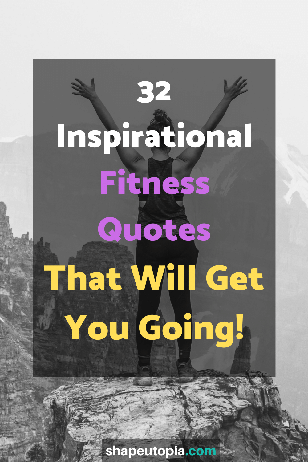 32 Inspirational Fitness Quotes That Will Get You Going