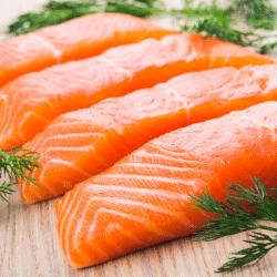 low fat high protein foods Salmon