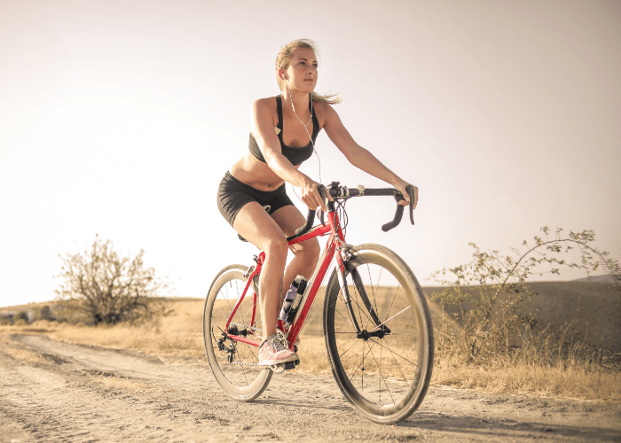 Bicycling 9 Awesome Exercises to Lose Belly Fat FAST & Effectively