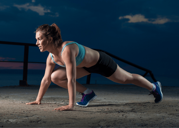 Mountain Climbers 9 Awesome Exercises to Lose Belly Fat FAST & Effectively