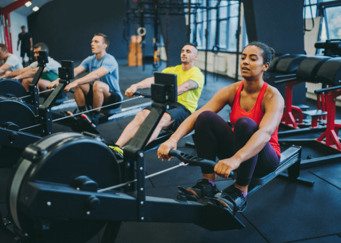 Rowing Machine 9 Awesome Exercises to Lose Belly Fat FAST & Effectively