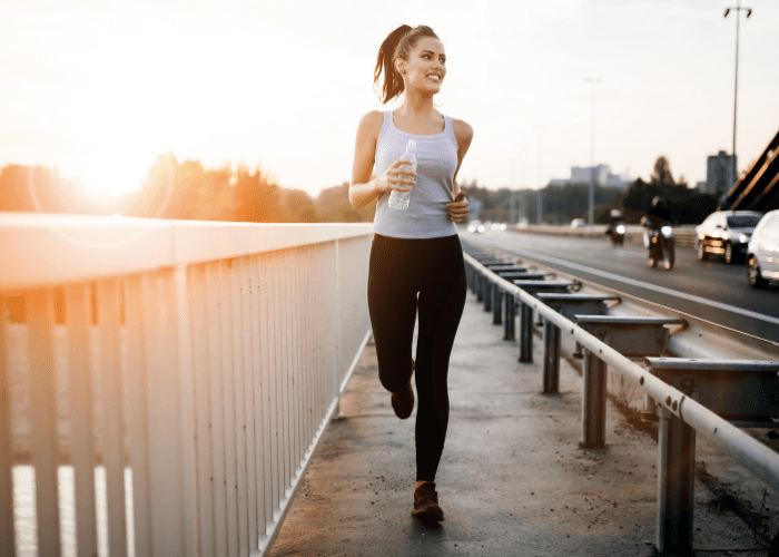 Running or Walking 9 Awesome Exercises to Lose Belly Fat FAST & Effectively