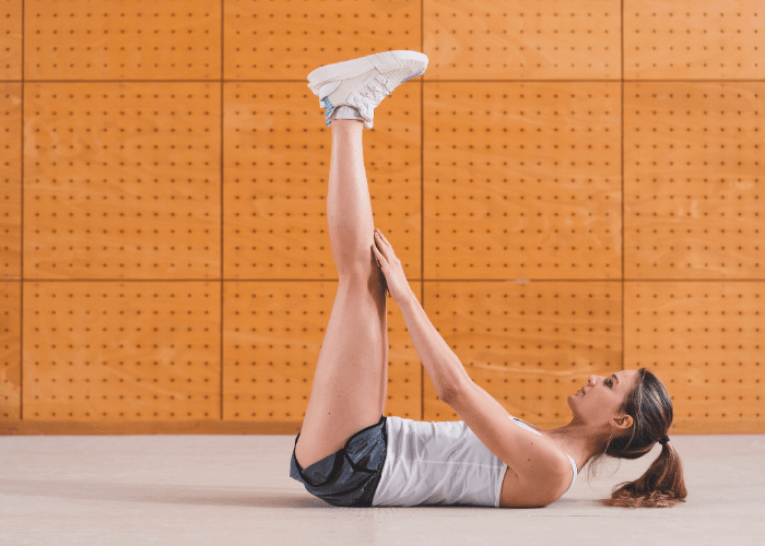 Vertical Leg Crunch 9 Awesome Exercises to Lose Belly Fat FAST & Effectively