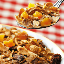 cereal Foods High in Iron