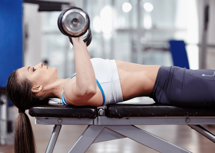 Best Chest Workout with Dumbbells That You Can Do at Home