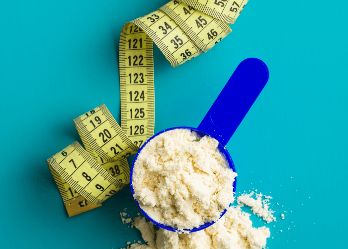 Lose Weight with Protein Powder
