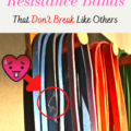 Strong Resistance Bands That Don't Break Like Others