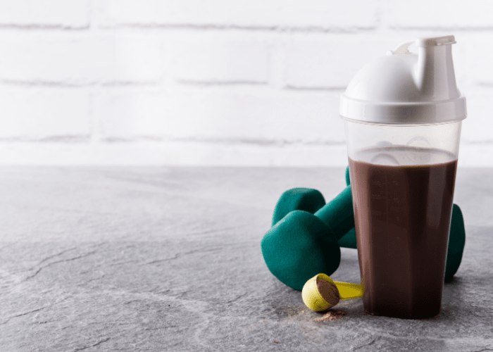 Is It Healthy to Drink A Protein Shake After Cardio