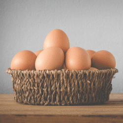 Low Fat High Protein Foods eggs