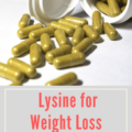 Lysine and Weight Loss – Can Lysine Help You Lose Fat