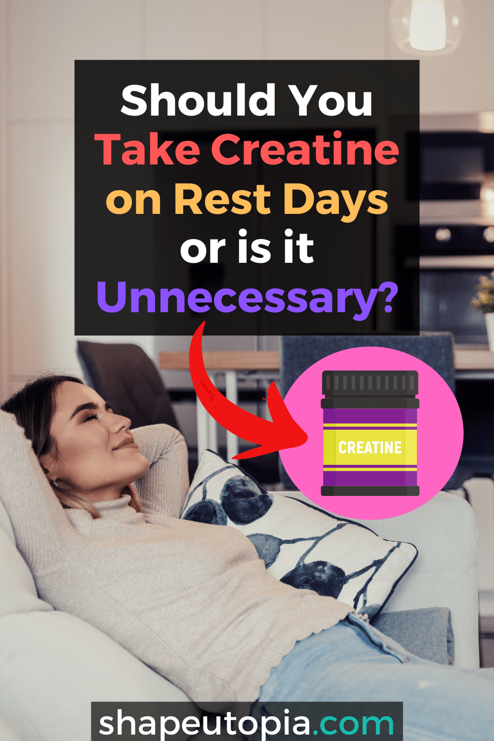 Should you Take Creatine on Rest Days or is it Unnecessary