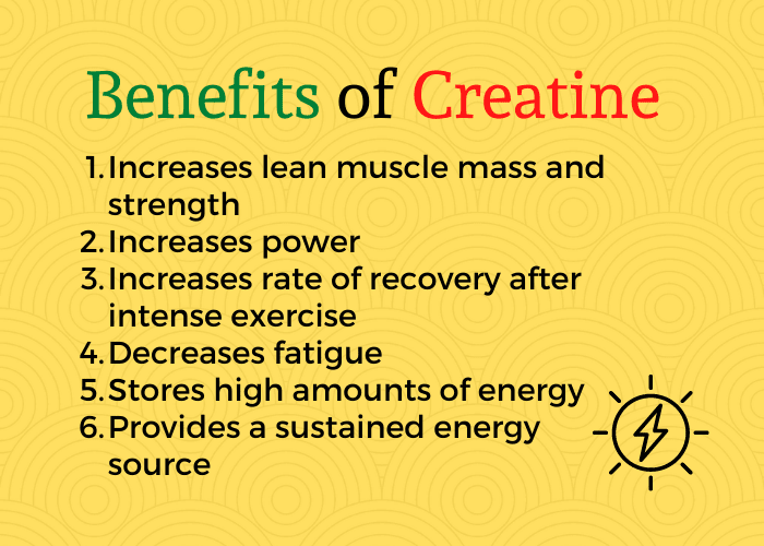 What Are the Benefits of Creatine