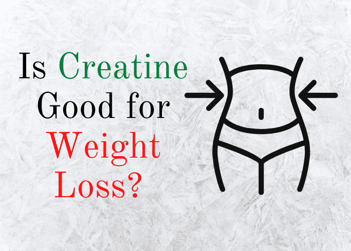 is creatine good for weight loss