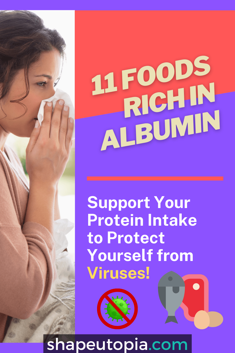 11 Foods Rich in Albumin