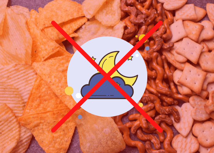 Which Foods Should You Avoid Eating At Night