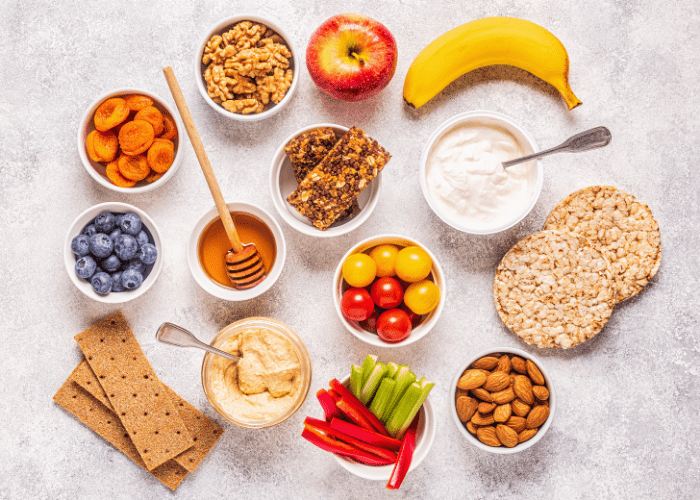Healthy Snacks to Eat At Night