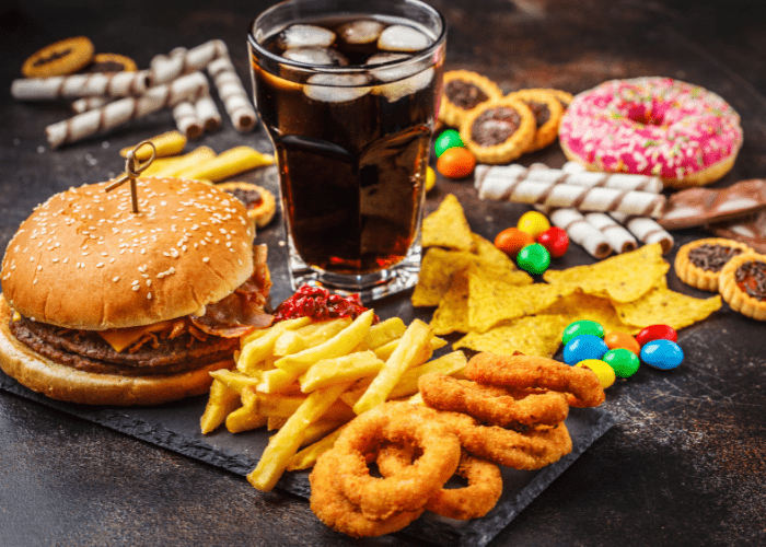 Which Foods You Shouldn't Eat At Night